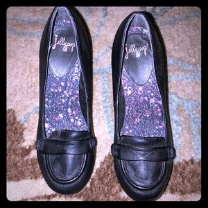 JellyPop Penny Loafers with a Heal